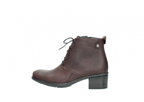 wolky ankle boots 00932 pistol 50510 burgundy oiled leather_2