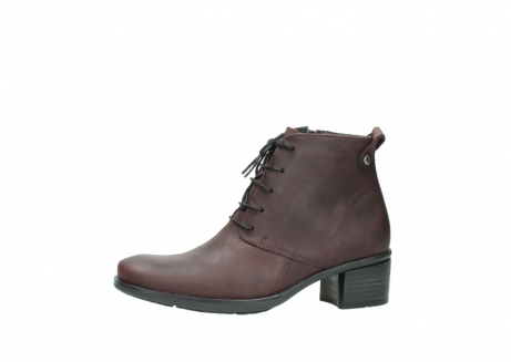 wolky ankle boots 00932 pistol 50510 burgundy oiled leather_24