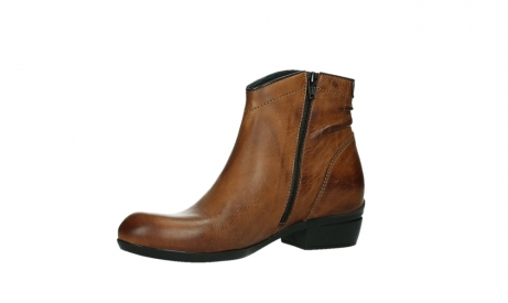 wolky ankle boots 00952 winchester 30430 cognac leather_11