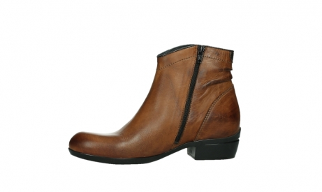 wolky ankle boots 00952 winchester 30430 cognac leather_12