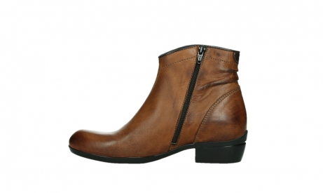 wolky ankle boots 00952 winchester 30430 cognac leather_13