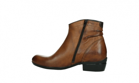 wolky ankle boots 00952 winchester 30430 cognac leather_14