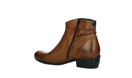 wolky ankle boots 00952 winchester 30430 cognac leather_15
