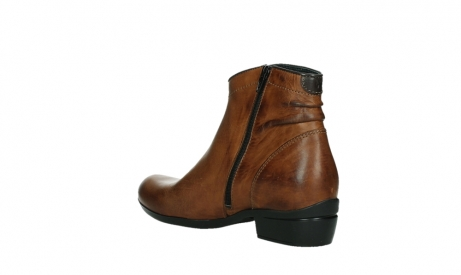 wolky ankle boots 00952 winchester 30430 cognac leather_16