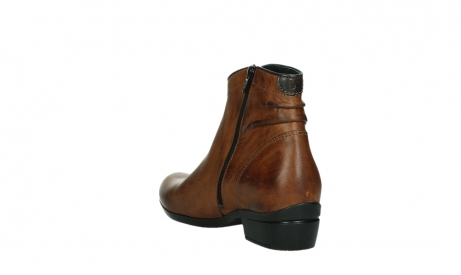 wolky ankle boots 00952 winchester 30430 cognac leather_17