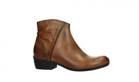 wolky ankle boots 00952 winchester 30430 cognac leather_2