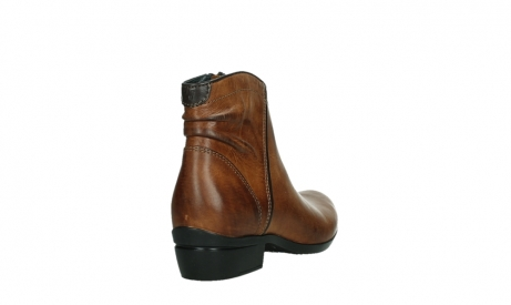 wolky ankle boots 00952 winchester 30430 cognac leather_21