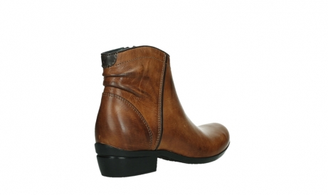 wolky ankle boots 00952 winchester 30430 cognac leather_22