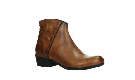 wolky ankle boots 00952 winchester 30430 cognac leather_3