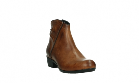wolky ankle boots 00952 winchester 30430 cognac leather_5