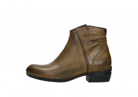 wolky ankle boots 00952 winchester 30920 ocre leather_1