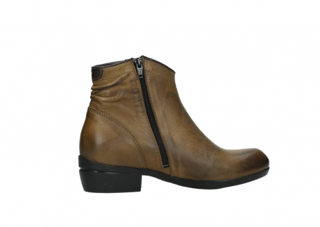 wolky ankle boots 00952 winchester 30920 ocre leather_12