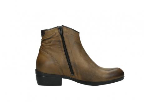 wolky ankle boots 00952 winchester 30920 ocre leather_13