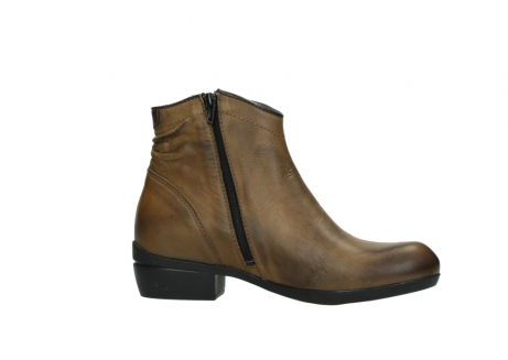 wolky ankle boots 00952 winchester 30920 ocre leather_14