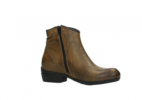 wolky ankle boots 00952 winchester 30920 ocre leather_15