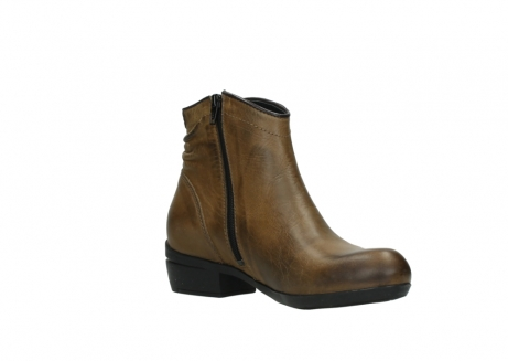 wolky ankle boots 00952 winchester 30920 ocre leather_16