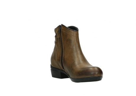 wolky ankle boots 00952 winchester 30920 ocre leather_17
