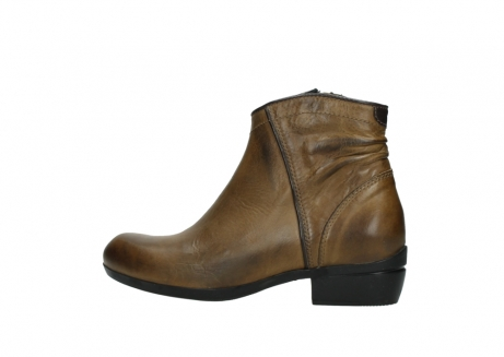 wolky ankle boots 00952 winchester 30920 ocre leather_2
