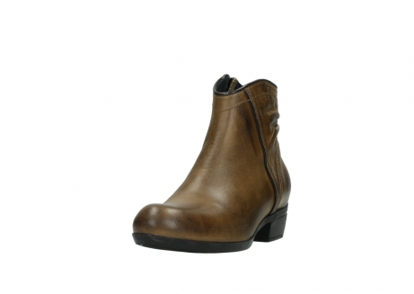 wolky ankle boots 00952 winchester 30920 ocre leather_21