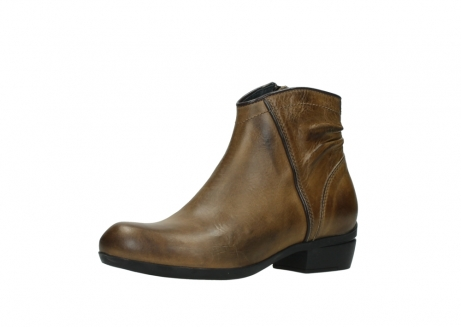 wolky ankle boots 00952 winchester 30920 ocre leather_23