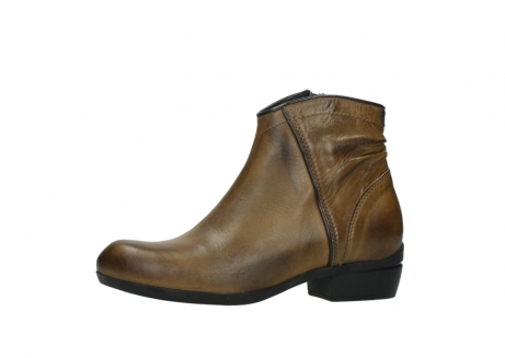 wolky ankle boots 00952 winchester 30920 ocre leather_24