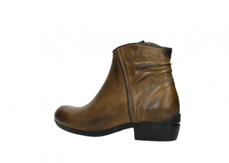 wolky ankle boots 00952 winchester 30920 ocre leather_3