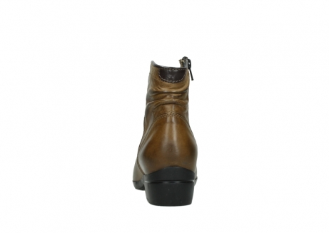 wolky ankle boots 00952 winchester 30920 ocre leather_7