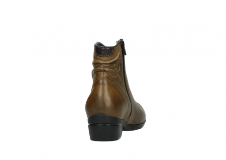 wolky ankle boots 00952 winchester 30920 ocre leather_8