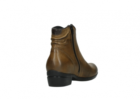 wolky ankle boots 00952 winchester 30920 ocre leather_9