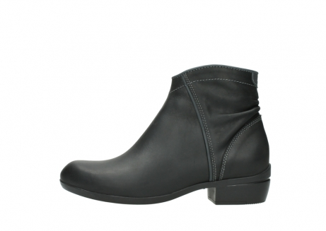 wolky ankle boots 00952 winchester 50002 black leather_1