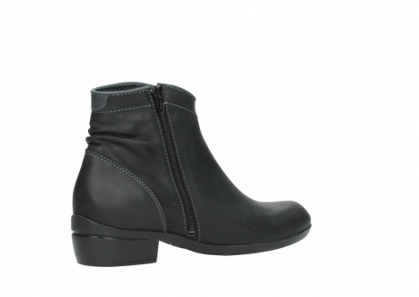 wolky ankle boots 00952 winchester 50002 black leather_11