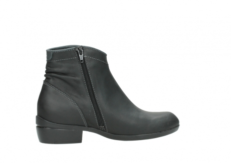 wolky ankle boots 00952 winchester 50002 black leather_12