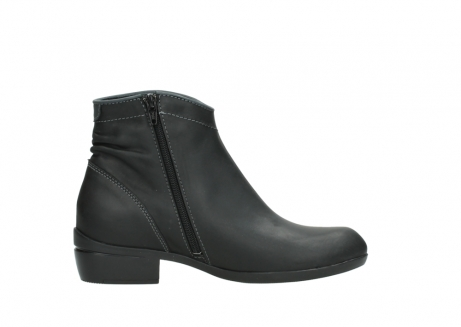 wolky ankle boots 00952 winchester 50002 black leather_13
