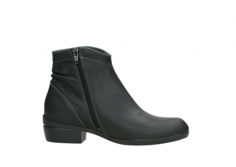 wolky ankle boots 00952 winchester 50002 black leather_14