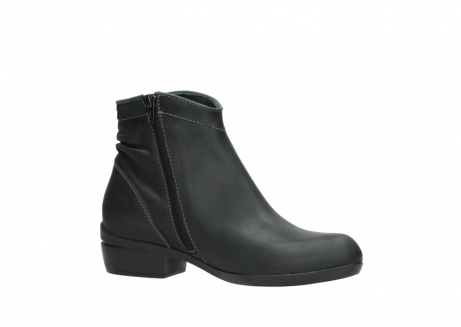 wolky ankle boots 00952 winchester 50002 black leather_15