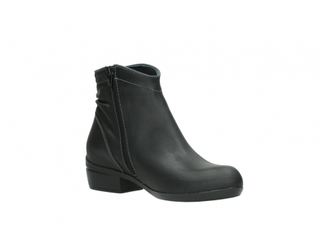 wolky ankle boots 00952 winchester 50002 black leather_16