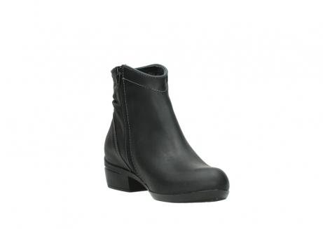 wolky ankle boots 00952 winchester 50002 black leather_17