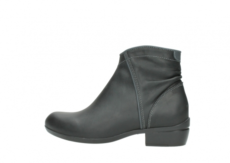 wolky ankle boots 00952 winchester 50002 black leather_2