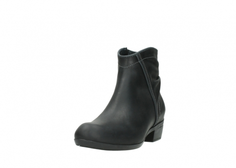 wolky ankle boots 00952 winchester 50002 black leather_21
