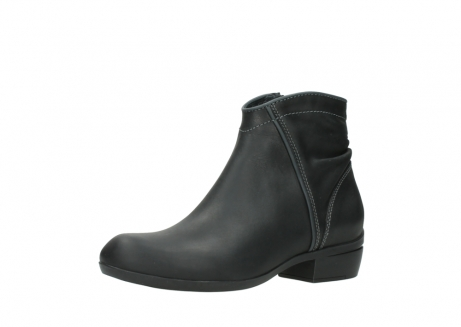 wolky ankle boots 00952 winchester 50002 black leather_23