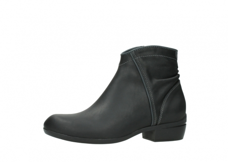 wolky ankle boots 00952 winchester 50002 black leather_24