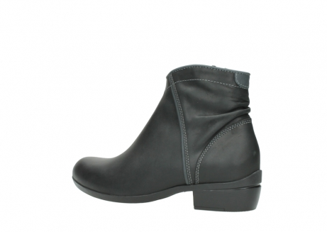 wolky ankle boots 00952 winchester 50002 black leather_3