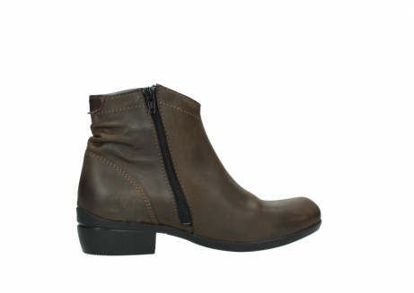 wolky ankle boots 00952 winchester 50152 taupe leather_12