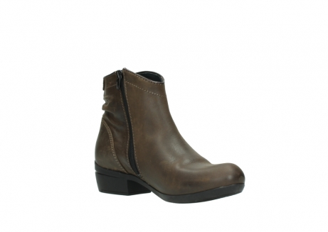 wolky ankle boots 00952 winchester 50152 taupe leather_16