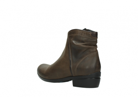 wolky ankle boots 00952 winchester 50152 taupe leather_4