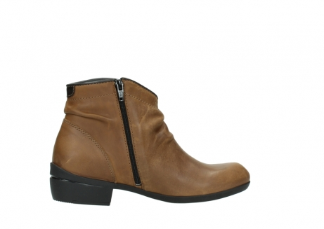 wolky ankle boots 00952 winchester 50432 cognac leather_12