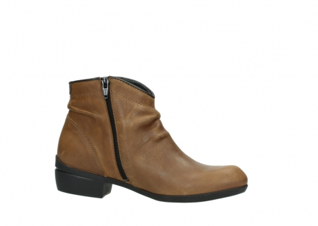 wolky ankle boots 00952 winchester 50432 cognac leather_14