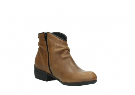 wolky ankle boots 00952 winchester 50432 cognac leather_16