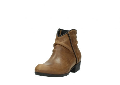 wolky ankle boots 00952 winchester 50432 cognac leather_21