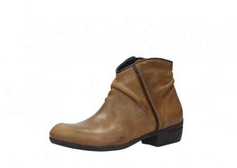 wolky ankle boots 00952 winchester 50432 cognac leather_23